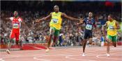 Usain Bolt 2012 London Olympics