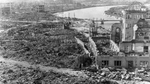 Hiroshima atombomba