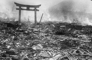 Nagasaki atombomba