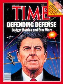 Reagan missiles