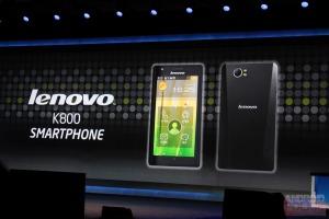 Lenovo K800 okostelefon