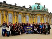 Eurobiz-es szervezésű kirándulás – az ERASMUS-os diákok töredéke