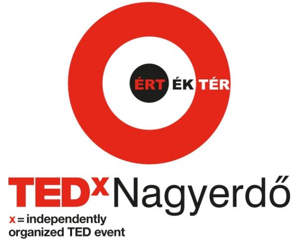 ÉrtÉkTér TedxNagyerdő logó