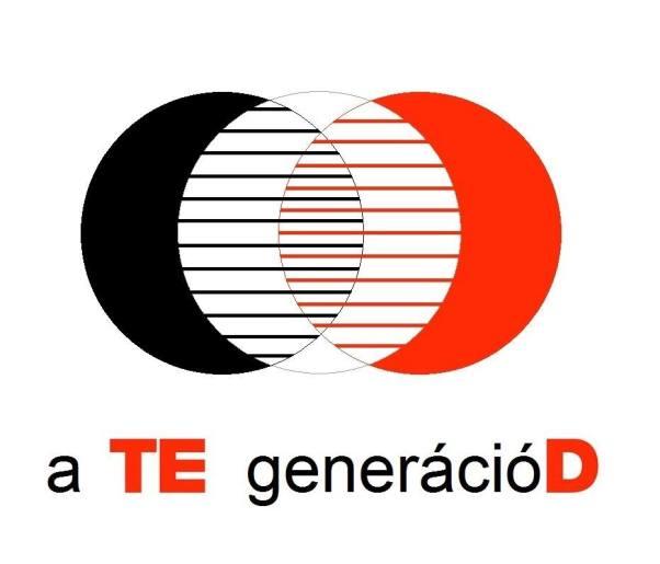 TEgenerációD - TEDxDebrecen 2016_logo