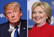 Trump és Clinton